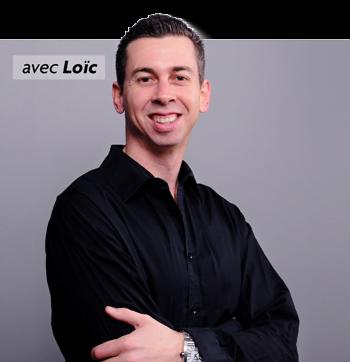 Loïc Tortelier, accélérateur de visibilité