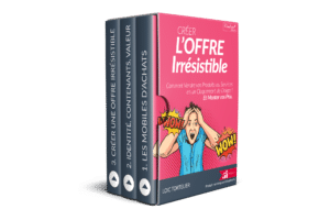 image créer l'offre irrésistible - Loïc Tortelier