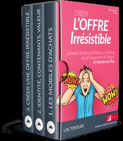 Image Créer une offre irrésistible - Loïc Tortelier