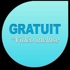 gratuit - vidéo incluse