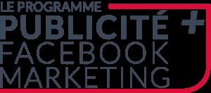 Logo formation publicité Facebook Marketing Plus
