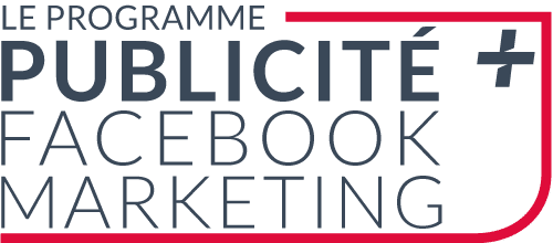 Logo formation publicité Facebook Marketing Plus